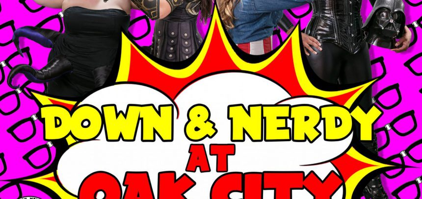 Meet your favorite GRAWL wrestlers at Oak City ComiCon