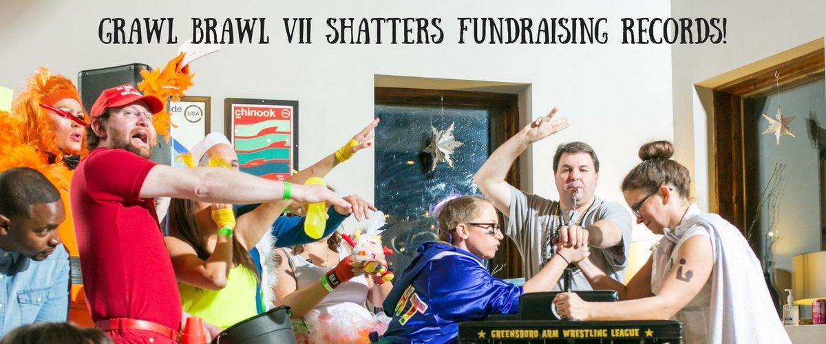 Grawl Brawl VII Raises $5,500 for Kellin Foundation