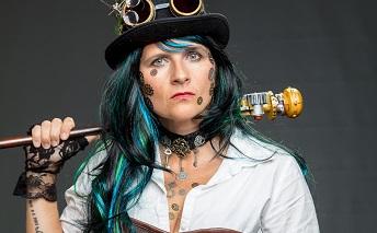 The Nefarious Baroness Brunhilde VonCrankshaft