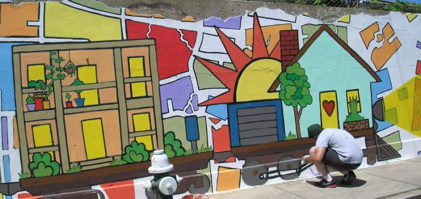 MEET THE BENEFICIARY: The Greensboro Mural Project