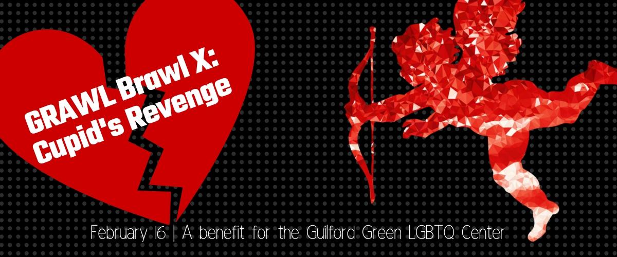 Cupid's revenge web banner